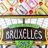 Un Œil sur BRUXELLES 1893