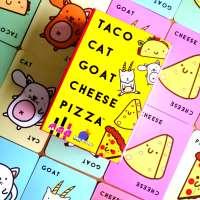 Un Œil sur TACO CHAT BOUC CHEESE PIZZA