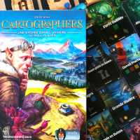Un Œil sur CARTOGRAPHERS : A ROLL PLAYER TALE