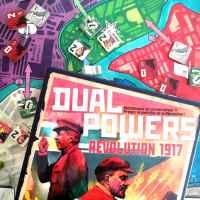Un Œil sur DUAL POWERS - Révolution 1917