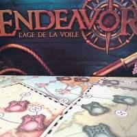 Un Œil sur ENDEAVOR - L'âge de la voile