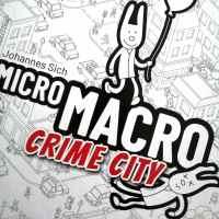 Un Œil sur MICROMACRO : CRIME CITY