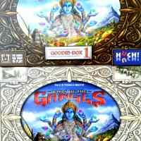 Un Œil sur RAJAS OF THE GANGES - Goodies Box 1 et 2