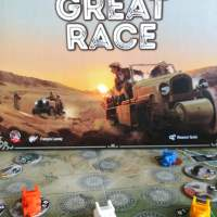 Un Œil sur THE GREAT RACE