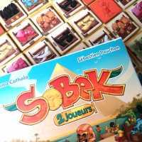 Un Œil sur SOBEK - 2 Joueurs
