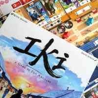 Un Œil sur IKI - A Game of Edo Artisans
